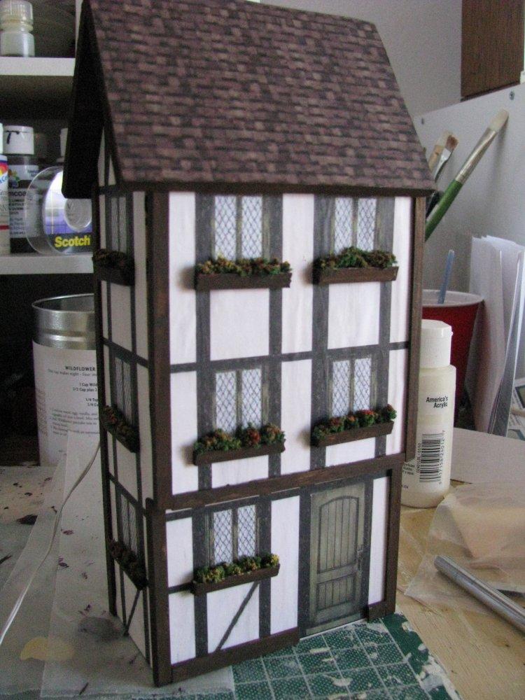 New Quarter Inch Project Tudor House Jenn S Mini