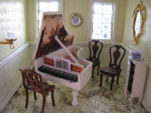 DHmusicroomharpsichord