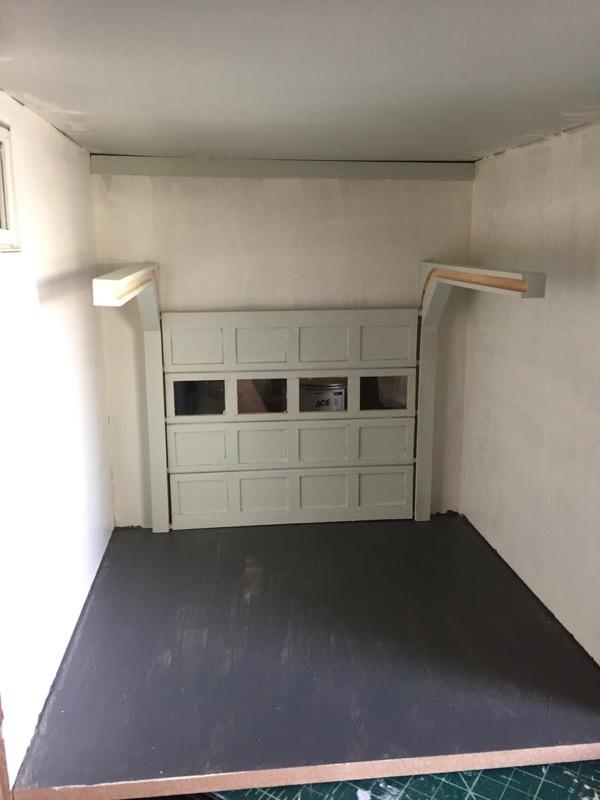 Beacon Hill Left Side Garage Jenn S Mini Worlds A